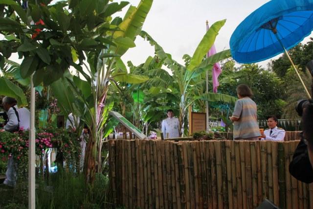 เปิดโครงการอนุรักษ์สวนทุเรียนนนท์